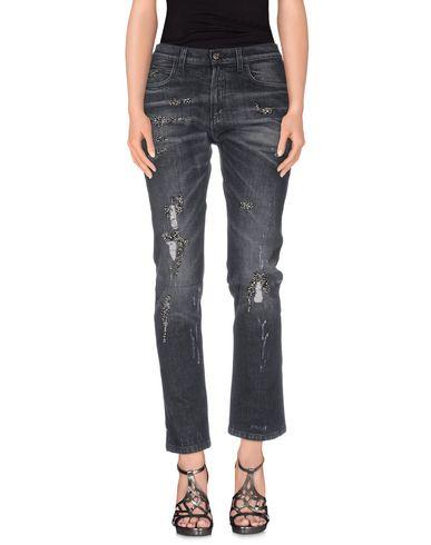 Джинсовые брюки GUCCI 42498947RI