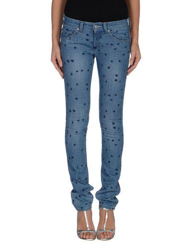 Джинсовые брюки ISABEL MARANT TOILE 42499188CI