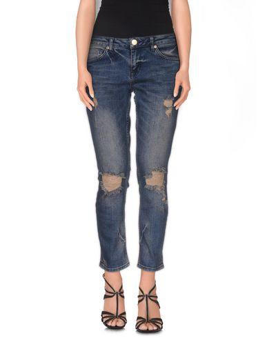 Джинсовые брюки-капри SILVIAN HEACH 42499340DH
