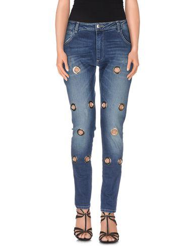 Джинсовые брюки MANGANO 42499888JA