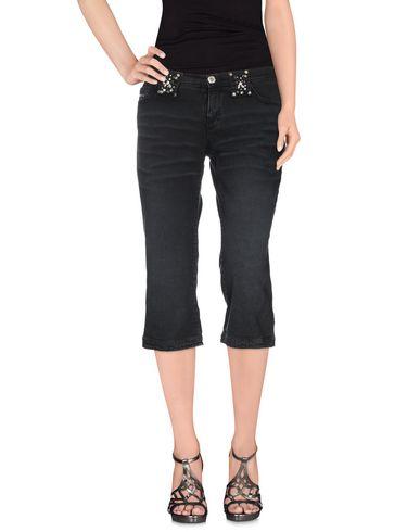 Джинсовые брюки-капри GF FERRE' 42499910HD