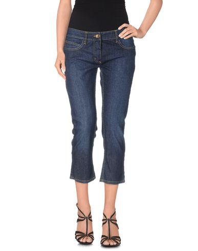 Джинсовые брюки-капри PLEIN SUD JEANIUS 42500092QI