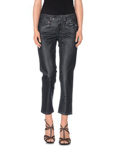 Джинсовые брюки-капри GALLIANO 42500165NL