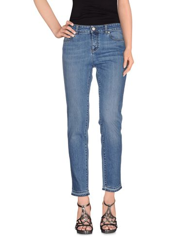 Foto ALEXANDER MCQUEEN Pantaloni jeans donna