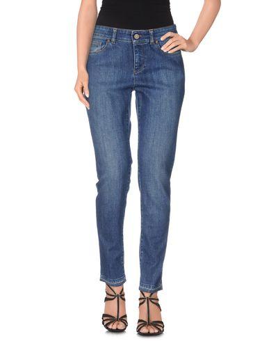 Джинсовые брюки ALEXANDER MCQUEEN 42500454OQ