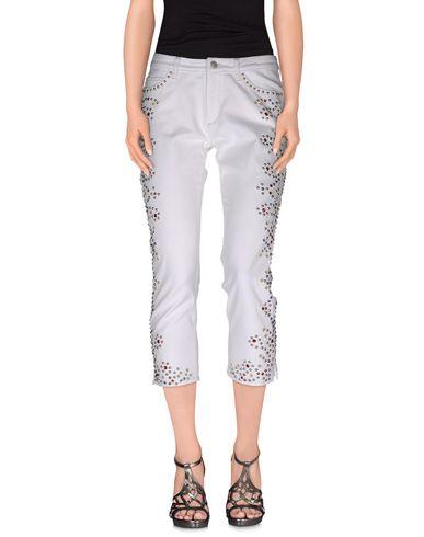 Джинсовые брюки-капри ISABEL MARANT 42500737MK