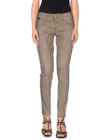 Джинсовые брюки BLUMARINE 42501195CI