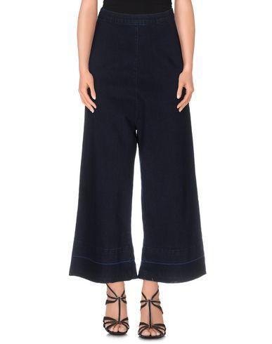 Джинсовые брюки-капри WAVEN 42501710BM
