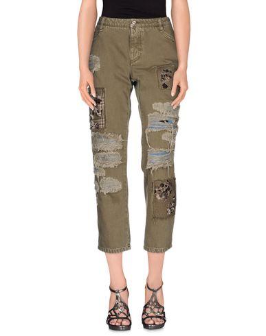 Джинсовые брюки ERMANNO SCERVINO 42502208VO