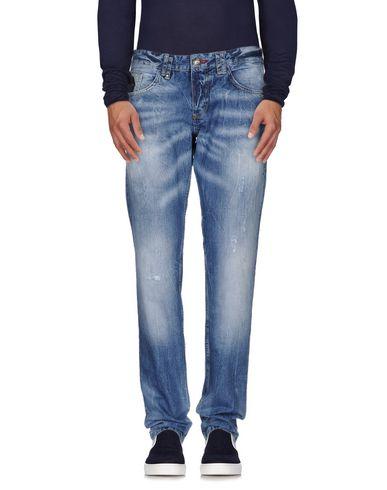 Foto PHILIPP PLEIN Pantaloni jeans uomo