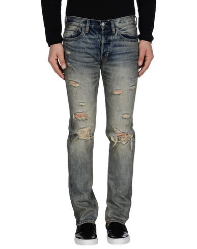 Foto DENIM & SUPPLY RALPH LAUREN Pantaloni jeans uomo