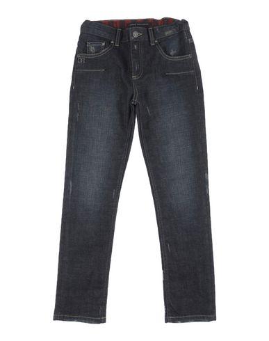 Джинсовые брюки DANIELE ALESSANDRINI 42504995IE