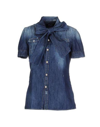 Foto DSQUARED2 Camicia jeans donna Camicie jeans