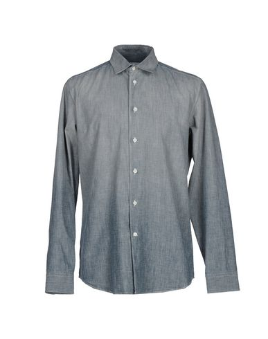 Джинсовая рубашка MARC JACOBS 42505305XN