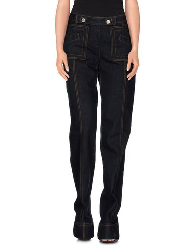 Джинсовые брюки-капри JUST CAVALLI 42505405NI