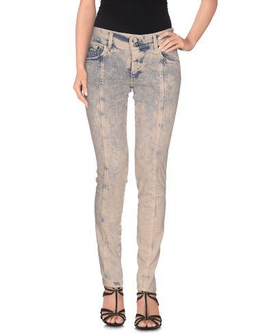 Foto GALLIANO Pantaloni jeans donna