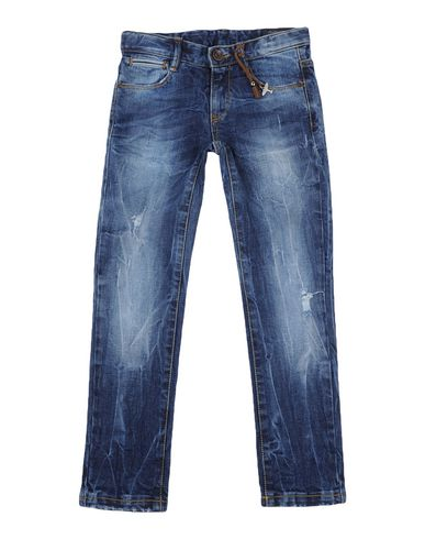 Джинсовые брюки SP1 42505869HT