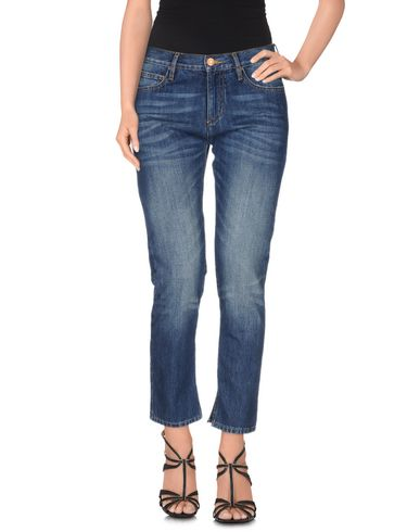 Джинсовые брюки ISABEL MARANT ETOILE 42505936BR