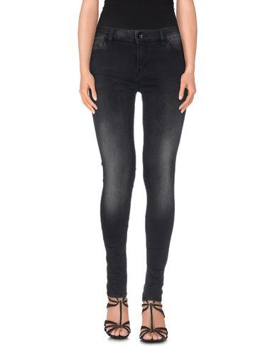 Джинсовые брюки LOVE MOSCHINO 42506004EX
