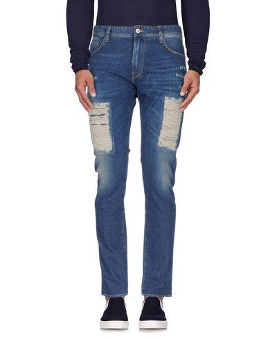 Джинсовые брюки LOVE MOSCHINO 42506552LL