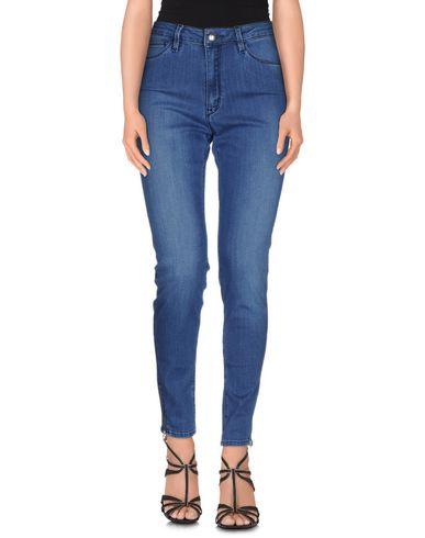 Джинсовые брюки LOVE MOSCHINO 42506788AS