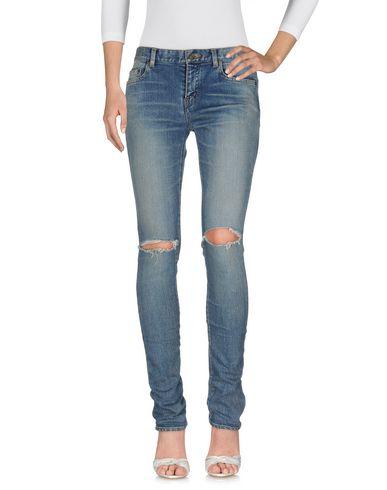 Джинсовые брюки SAINT LAURENT 42506938IO