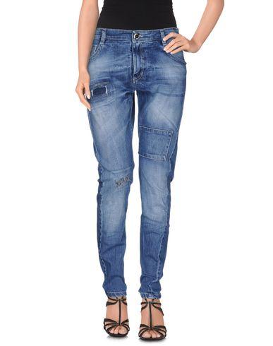Джинсовые брюки MANGANO 42506971ID