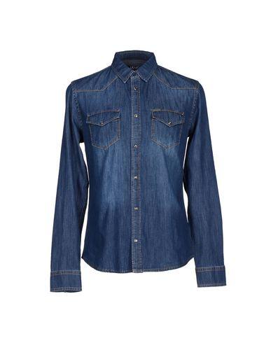 Foto LIU •JO JEANS Camicia jeans uomo Camicie jeans