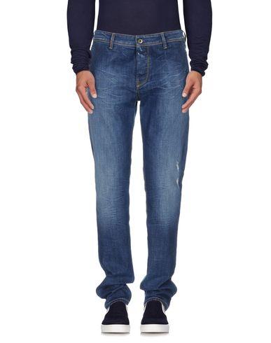 Джинсовые брюки RE-HASH 42507384GJ