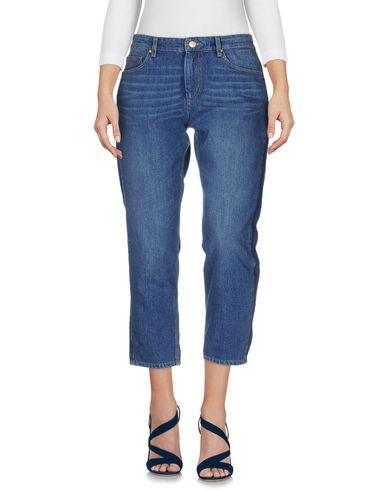 Джинсовые брюки ISABEL MARANT TOILE 42507536BG