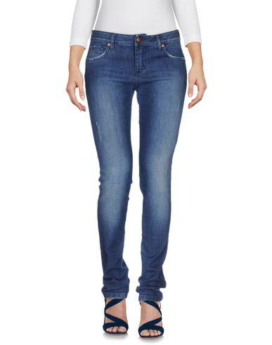 Джинсовые брюки BLUMARINE 42507643WS