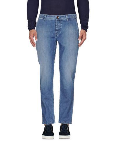 Джинсовые брюки RE-HASH 42508764JM