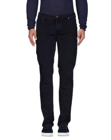 Джинсовые брюки RE-HASH 42508799BK