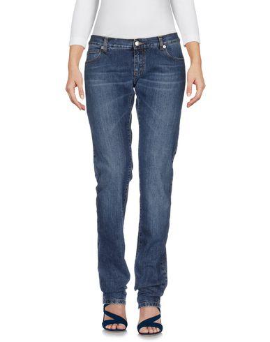 Джинсовые брюки MCQ ALEXANDER MCQUEEN 42509347FG