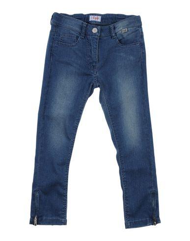 Джинсовые брюки IL GUFO 42509978PV