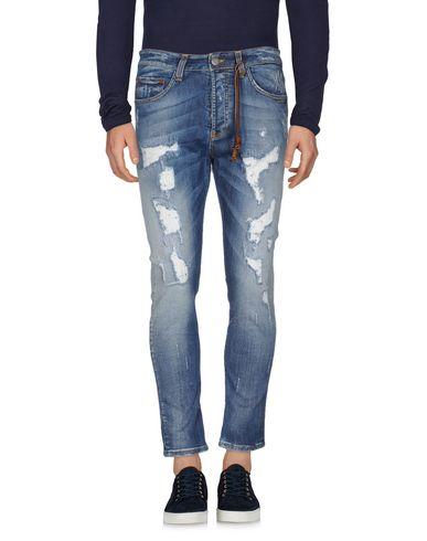 Джинсовые брюки YES LONDON 42510234EP