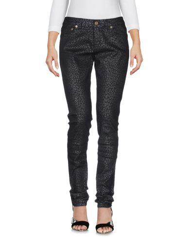 Джинсовые брюки SAINT LAURENT 42510715HR