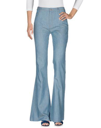 Джинсовые брюки MIU MIU 42510728KQ