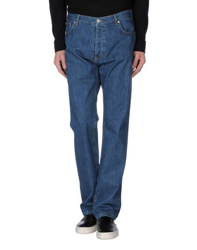 Джинсовые брюки VALENTINO ROMA 42510770KP