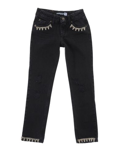 Джинсовые брюки PAESAGGINO 42510825DI