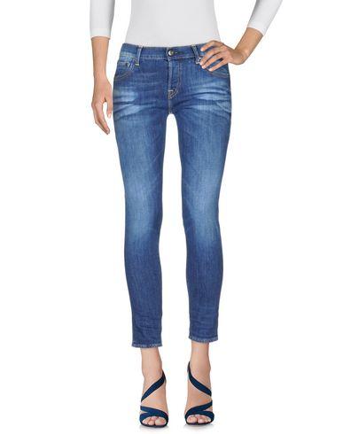 Джинсовые брюки HTC 42510842VW