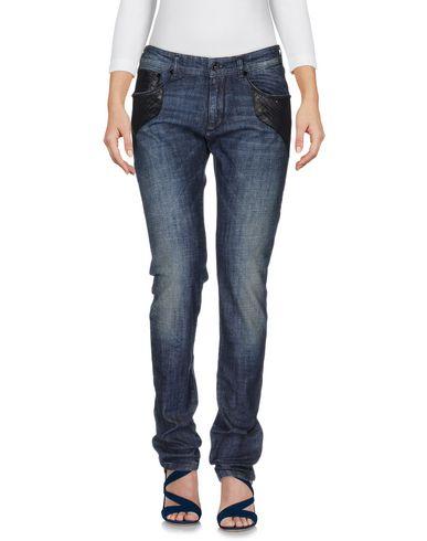 Джинсовые брюки PLEIN SUD JEANIUS 42511366CB