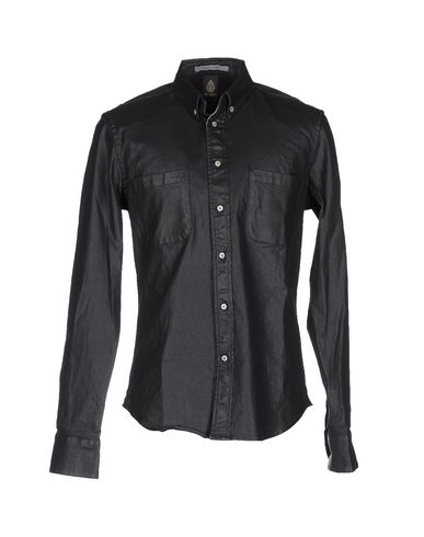 Джинсовая рубашка DONDUP 42511473UW
