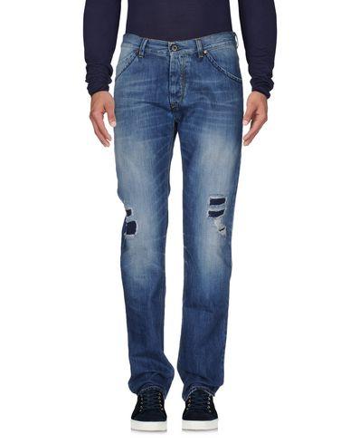 Джинсовые брюки RE-HASH 42511589GH