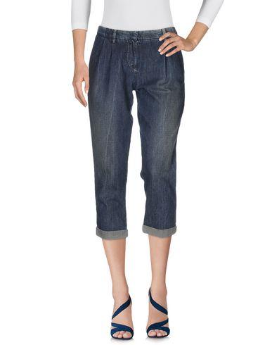 Джинсовые брюки-капри PATRIZIA PEPE 42511852WO