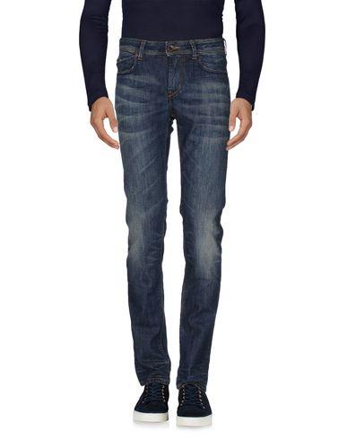 Джинсовые брюки RE-HASH 42512010CU