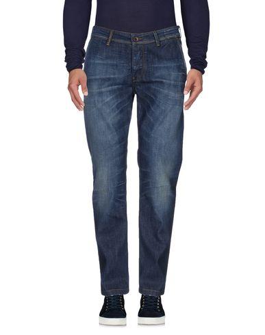 Джинсовые брюки RE-HASH 42512045TS