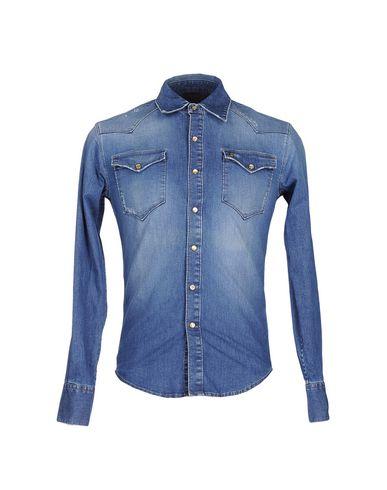 Джинсовая рубашка (+) PEOPLE 42512520QV