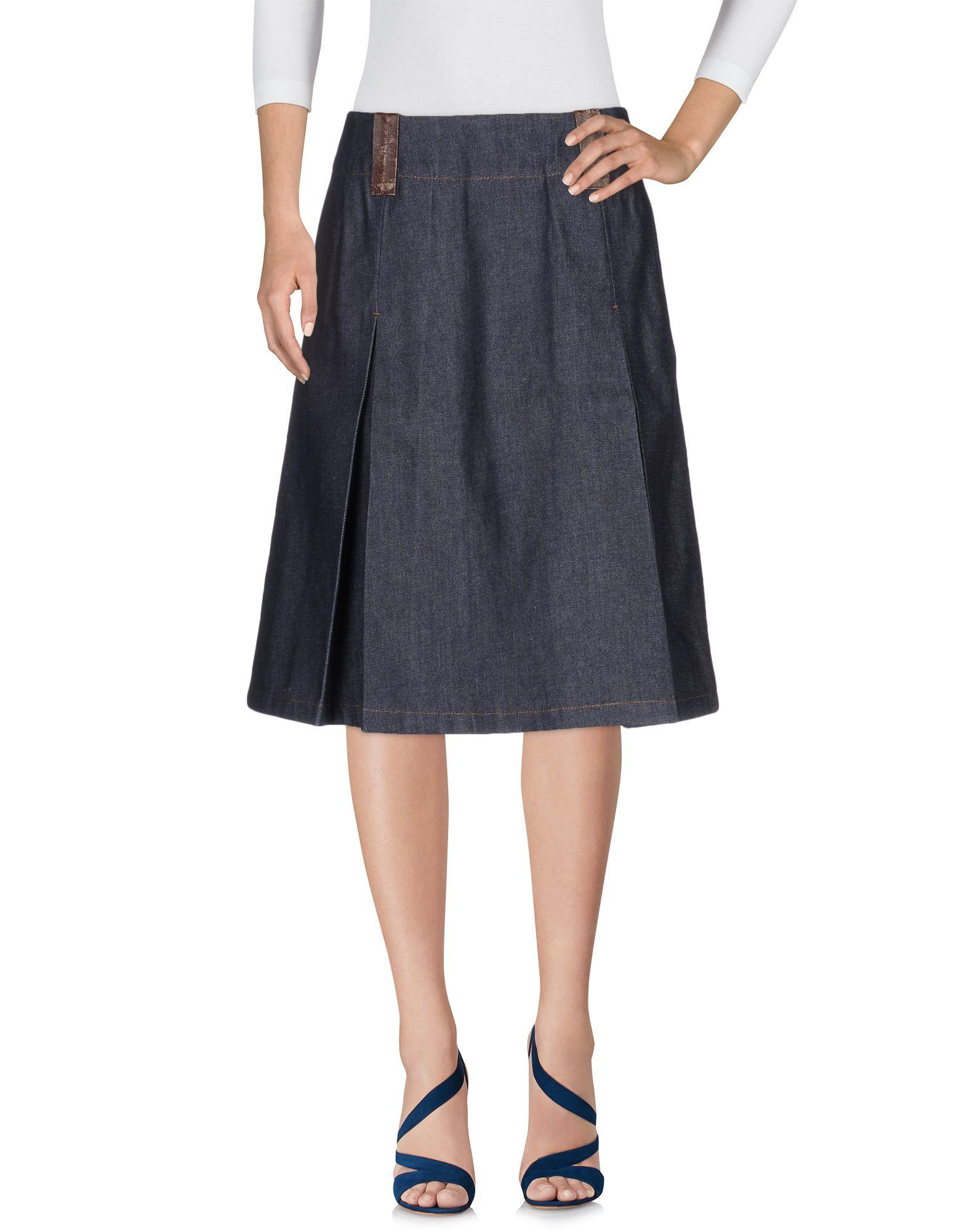 ACNE STUDIOS Denim skirts
