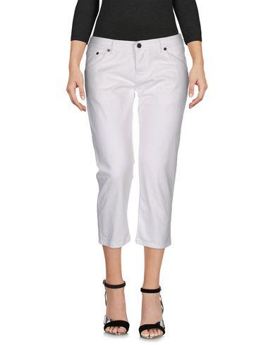 Джинсовые брюки-капри PRADA SPORT 42512695EQ